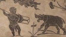 Mosaici e decorazioni    apre lo spazio Fidenae