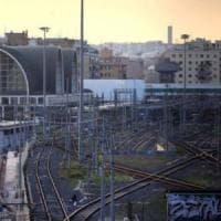 Roma, fulmine sulle centraline della stazione Ostiense: rallentamenti e treni in coda