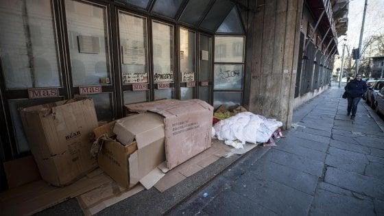 Roma, muore di freddo un altro senzatetto. E' il decimo dall'inizio dell'inverno