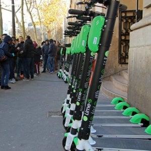 Roma, il bike sharing ha fallito: ci prova il monopattino