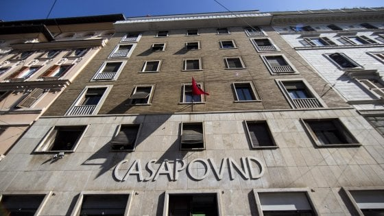 Campidoglio, ok a mozione sgombero edificio occupato da CasaPound