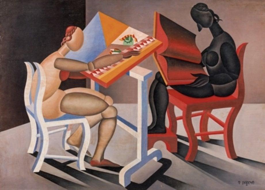 "Roma, al Futurism&Co Art Gallery la mostra futurista ""Depero Halley- Replay"""