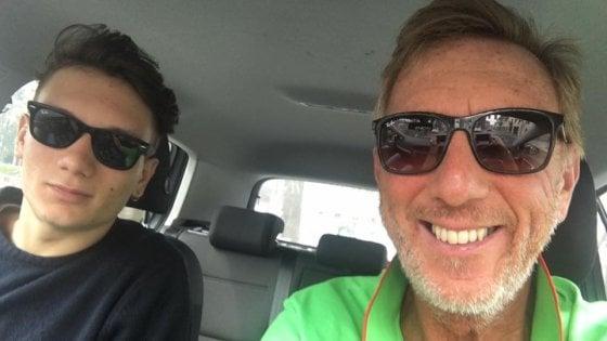 """Caso Bortuzzo, lo sfogo del padre di Manuel: """"A Roma si rischia la vita per niente"""""""