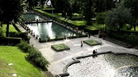 Matrimonio a Villa Adriana e Villa d'Este a Tivoli: adesso si può