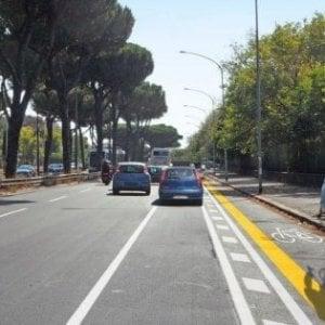 Roma, tram, biciclette e preferenziali: obiettivo 2021