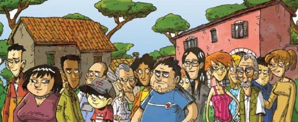 """Roma, la protesta dei comitati: """"Difendiamo il parco di Aguzzano"""""""