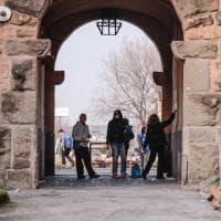 Retake Roma, compleanno della Garbatella: il quartiere ripulito dai volontari