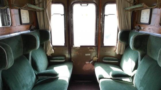 La Transiberiana d'Italia ora parte da Roma: in Abruzzo sui vagoni anni '30