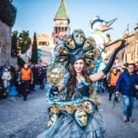 Da Ronciglione a Fano, sono tutti in festa per il Carnevale