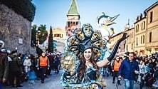 Da Ronciglione a Fano in festa per il Carnevale