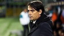 """Inzaghi: """"Pareggio sarebbe stato più giusto"""""""