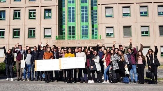 Premio Amazon, vincono gli studenti di Tor Vergata