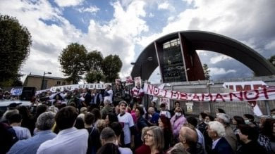 """""""Mai più rifiuti"""": torna la protesta del Tmb sabato la manifestazione sulla Salaria"""