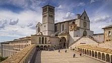 In bici tra il Vaticano e Assisi, 250 km di pista