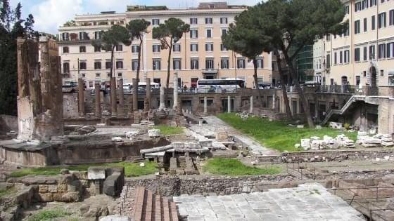 Roma, rinasce l'area archeologica di Torre Argentina: 1 milione donato da Bulgari