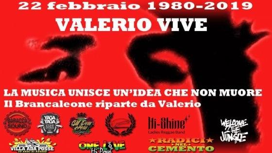 Roma, il  Brancaleone riparte con un ricordo per Valerio Verbano