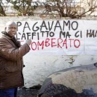 Roma, comitati mobilitati per i senegalesi sfrattati al Pigneto: