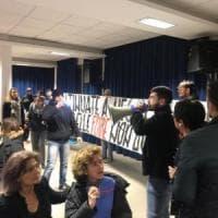 Roma, blitz del Blocco Studentesco, interrotta una conferenza dell'Anpi sulle foibe