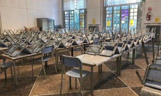 Roma, ennesimo furto alla scuola Alonzi di Garbatella: svuotata la dispensa appena rifornita