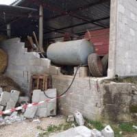Maltempo, crolla muro nel Frusinate: due morti