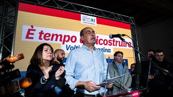 Primarie Pd, nel Lazio votano in 190 mila. Zingaretti sopra la media