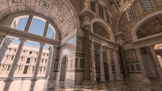 Roma, Castro Pretorio un volo sul rione fino all'antichità