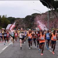 Maratona Roma-Ostia: strade chiuse e bus deviati