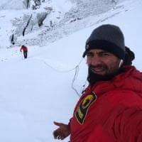 Daniele Nardi, dai Lepini agli Ottomila: primo alpinista nato sotto il Po su Everest e K2