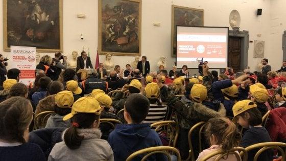 Roma, alle elementari lezioni di primo soccorso: presentato il Progetto Young 2019