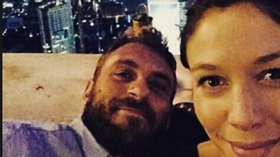 """Sarah De Rossi a Vanity Fair: """"Daniele e la fine carriera? Mai visto di cattivo umore..."""""""