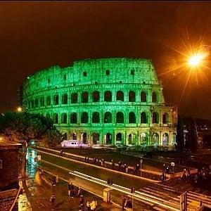Roma si colora d'Irlanda con la festa di San Patrizio