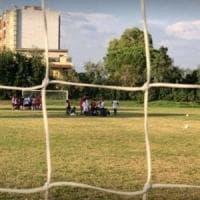Calcio a cinque, dirigente entra in campo e prende a pugni l'arbitro ad Alatri