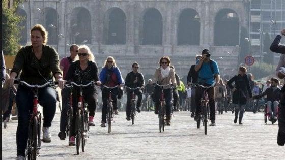 Domenica 24 marzo torna la giornata ecologica: blocco del traffico e circuito per bici e pedoni