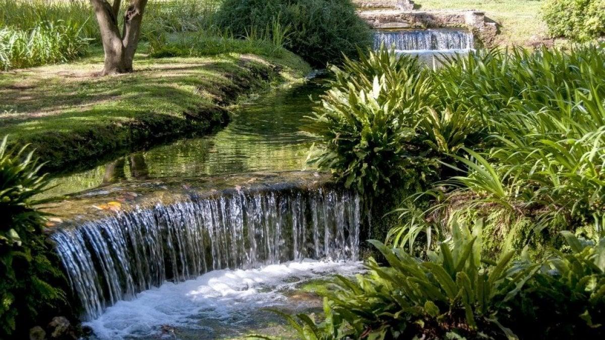 Pin on Ninfa Garden - I giardini di ninfa roma