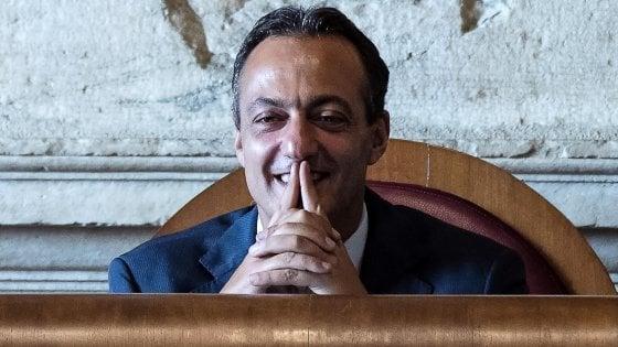 """L'intercettazione che incastra Marcello De Vito. """"Distribuiamoci i soldi"""" dice a Mezzacapo"""