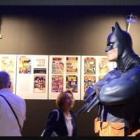 Roma, torna Romics festival del Fumetto: festa per gli 80 anni di Batman