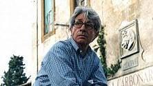 Luigi Magni, una targa  vicino viale Manfredi