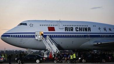 Xi Jinping e la delegazione dei 200 lasciano Roma. Fine della massima allerta