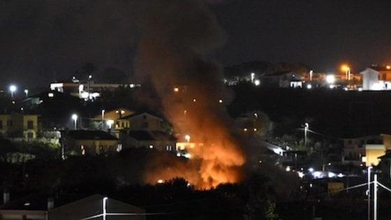 Esplosione in villino a Frascati: due morti e un ferito