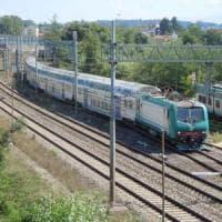 Deraglia treno merci, bloccata la linea ferroviaria Roma-Cassino