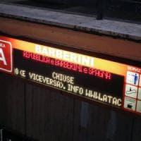 Caos metro in Centro storico, i presidi in campo: