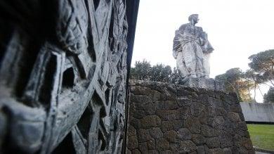 Fosse Ardeatine, commemorazione  col presidente Mattarella