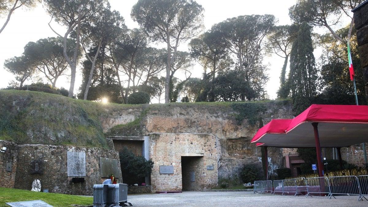 Fosse ardeatine commemorazione col presidente mattarella for Comparis immobili