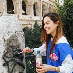 Roma, la città che resiste ( e lavora )