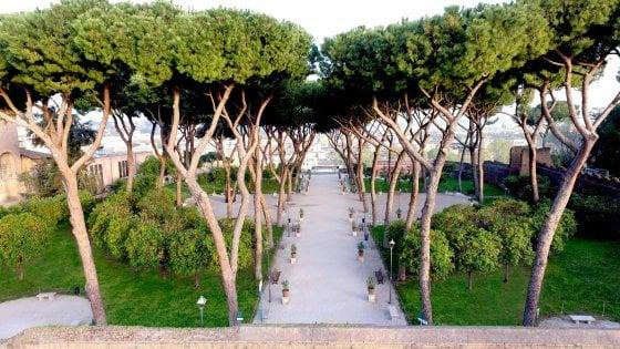 Dal Pincio Ai Giardini Dell Aventino Alla Scoperta Di Roma
