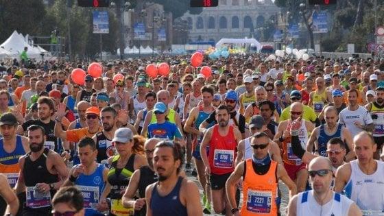 Maratona di Roma: mappa del percorso, strade chiuse e variazioni di bus e metro