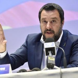 """Roma, Salvini sulla norma 'salva Capitale': """"Non pagheremo debiti fatti da altri"""""""
