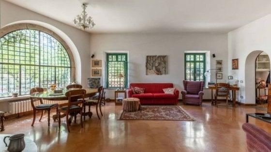 Velletri, in vendita a un 1,5 milioni di euro  la villa che fu di Eduardo de Filippo