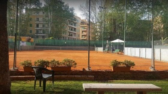 Tennis Roma, il circolo spegne 75 candeline: festa e partite vintage