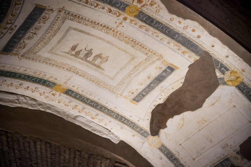 Colosseo: marmi e colori, riapre Domus Transitoria di Nerone